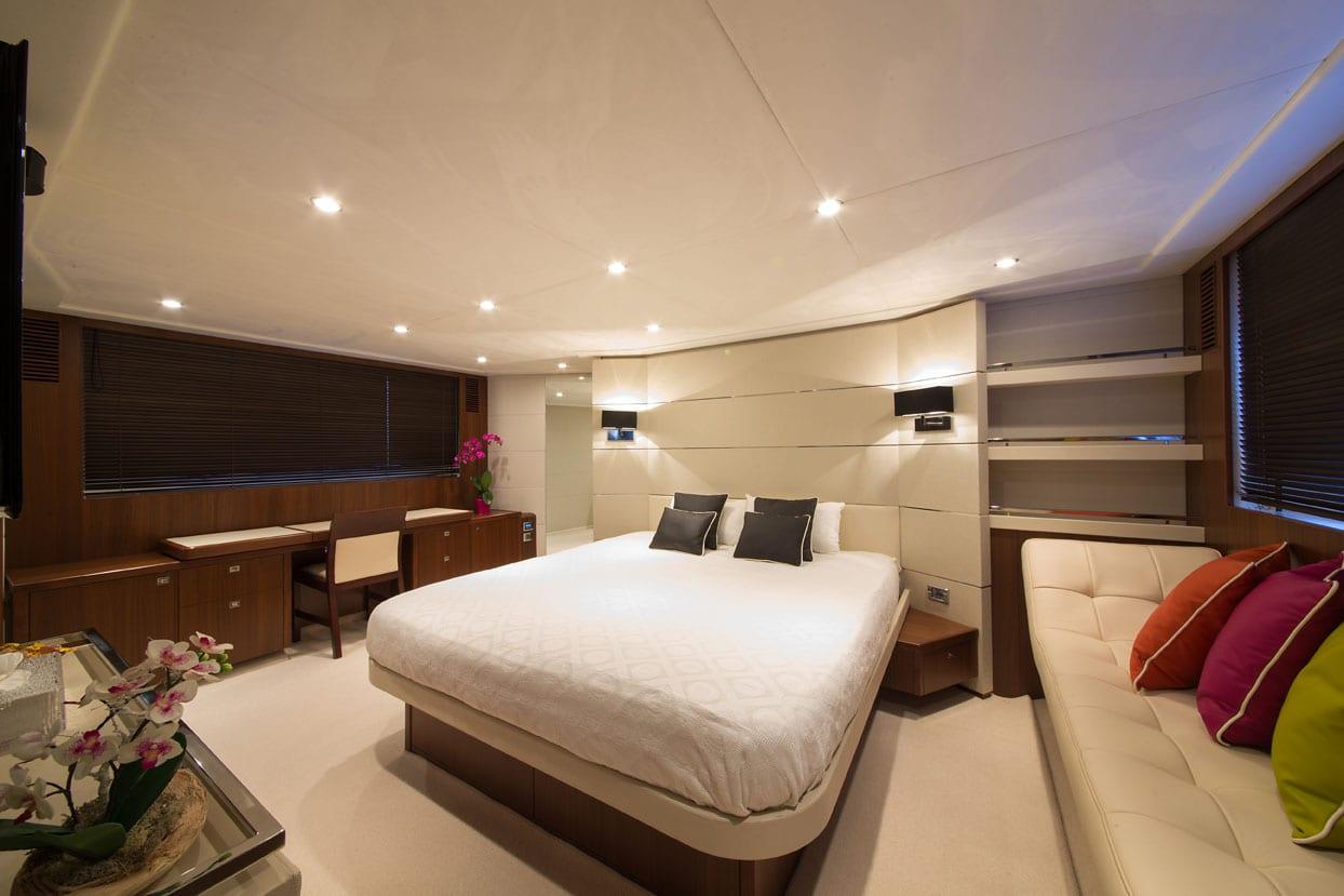 Sestante Yachts - Princess V78 - Yachts Charter Porto Cervo (5)