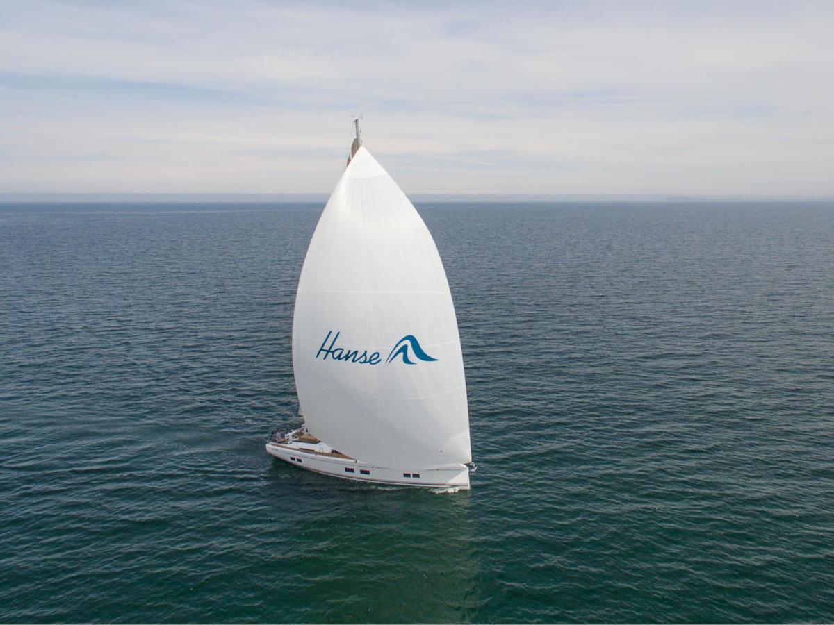 Sestante Yachts Hanse, barche a vela Sardegna