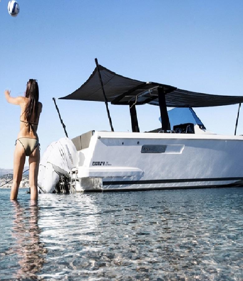 Sestante Yachts dealer esclusivo Fjord Sardegna - Fjord 36 (03)