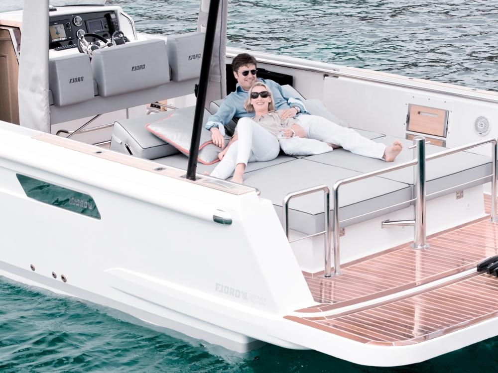 Sestante Yachts dealer esclusivo Fjord Sardegna - Fjord 36 (06)