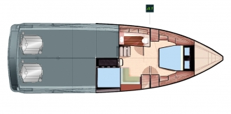 Sestante Yachts dealer esclusivo Fjord Sardegna - Fjord 40 (11) - Leyput