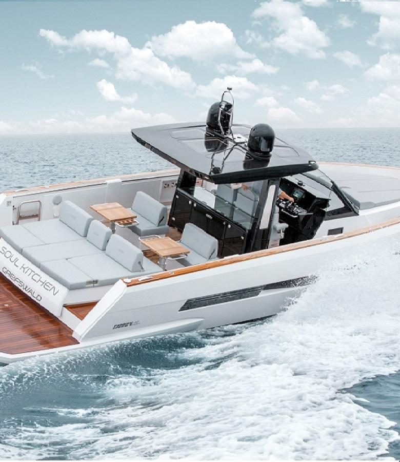 Sestante Yachts dealer esclusivo Fjord Sardegna - Fjord 42 (02)