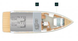 Sestante Yachts dealer esclusivo Fjord Sardegna - Fjord 42 (11)