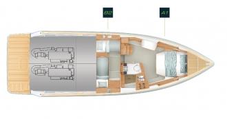 Sestante Yachts dealer esclusivo Fjord Sardegna - Fjord 42 (12)