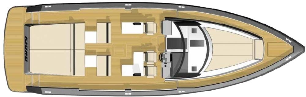 Sestante Yachts dealer esclusivo Fjord Sardegna - Fjord 48 (12)