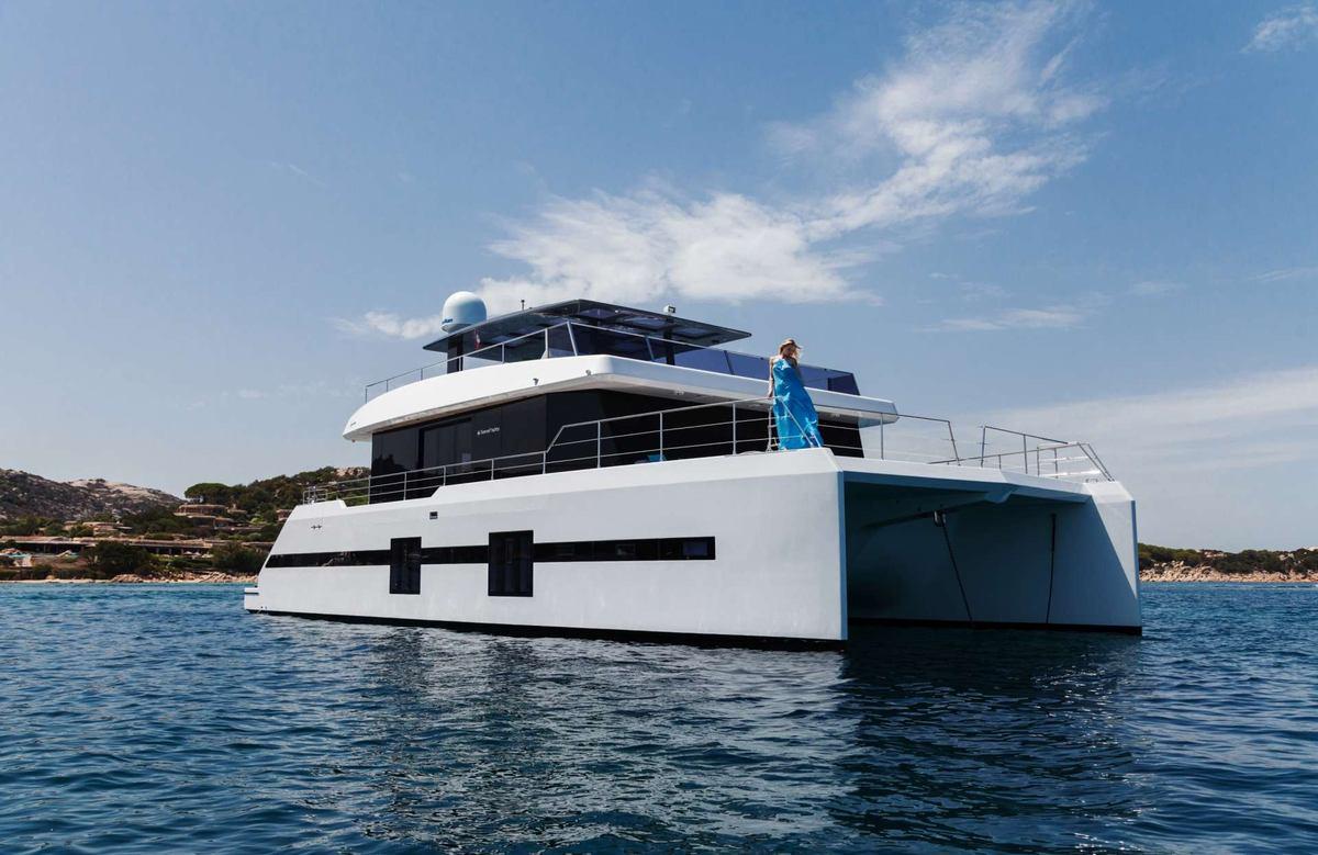 Catamarano Kukla Charter Porto Cervo (13)