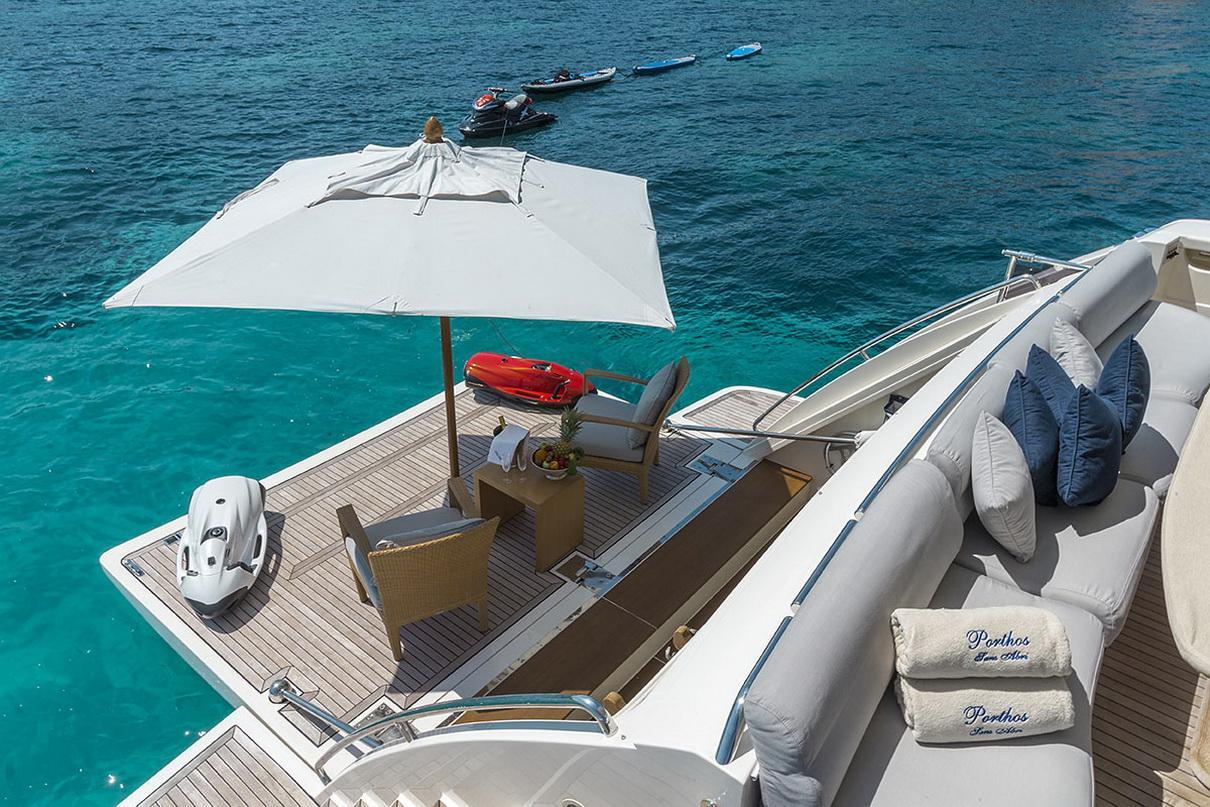 Ferretti 881 MY - Sestante Yachts (9)