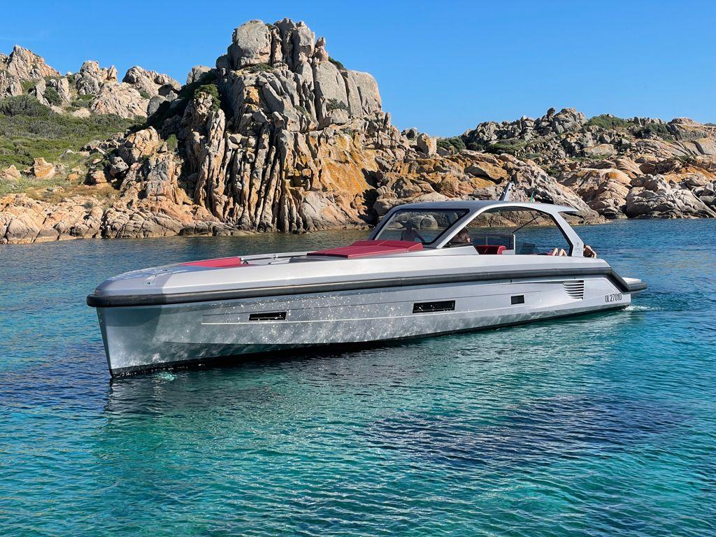 Sestante Yacht - Charter Costa Smeralda Apex 60 Maxi Tender